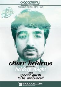 Tickets On Sale: Oliver Heldens
