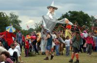 Guilfest2005 - a Homecoming for Many...