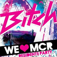 Bitch shows love for Manchester with Residents Party