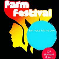 Farm Festival tickets selling Fast!