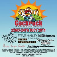 Cockrock reveals its biggest festival to date!