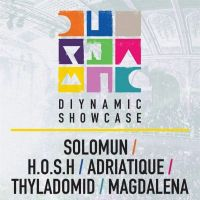 Win! 2 VIP tickets to Solomun's Diynamic Showcase at Albert Hall, Manchester