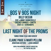 Lytham Festival tickets on sale