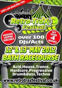 Go back to the Old Skool this May at Retrotrax Festival