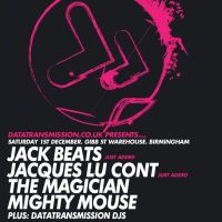 Jack Beats and Jacques lu Cont come to Birmingham