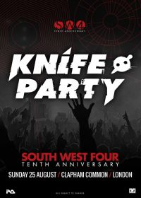 SW4 adds Knife Party to its lineup
