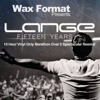Preview: Wax Format presents 15 Years of Lange