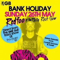 Win! 2 Tickets to Gatecrasher Bank Holiday Sunday