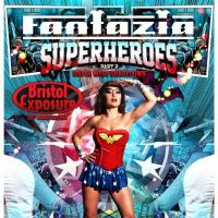 Preview: Fantazia Superheroes Part 2