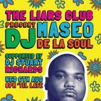 DJ Maseo (De La Soul) at Liars Club