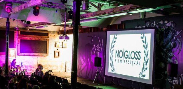No/Gloss Film Festival Leeds