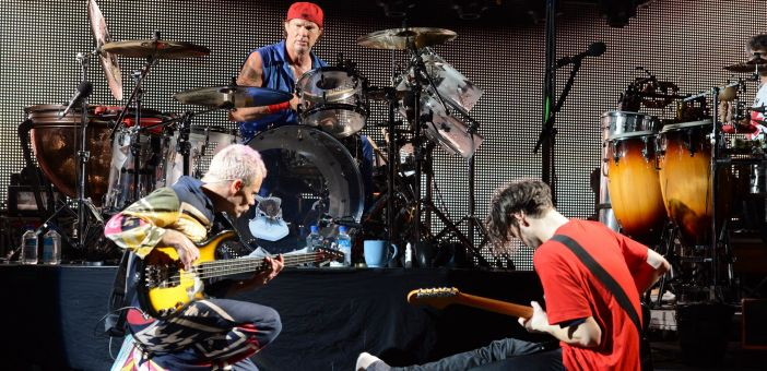Five of the best: Red Hot Chili Peppers