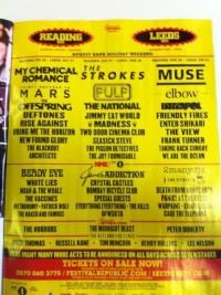 Reading and Leeds Festival line-up leaked
