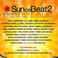 Win tickets to Suncebeat 2 Festival in Croatia!