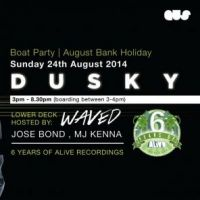 Dusky (3 hour set) High Tide Boat Party
